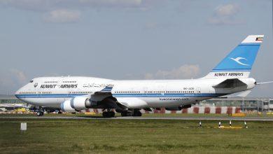 Photo of 747 uit Koeweit komt aan op Twente Airport voor ontmanteling | Video