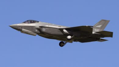 Photo of F-35 assemblage vertraagd door coronavirus