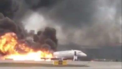 Photo of Gecrashte Aeroflot Superjet was te zwaar en vloog te snel – Rapport