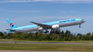 Photo of Korean Air ontvangt 200e Boeing