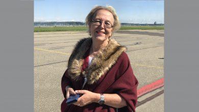 Photo of Portret op een leeg vliegveld | Column Goof