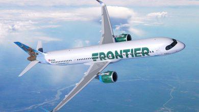 Photo of Mensen die 'Green' heten vliegen gratis met Frontier