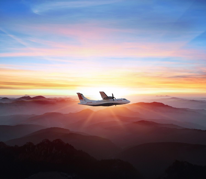 Resultado de imagen para ATR Aircraft Paris Air Show