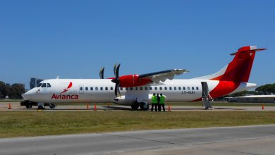 Photo of Foto's: Eerste vlucht ATR72-600F Cargo