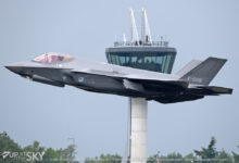 Photo of Luchtmacht oefent met F-35's tijdelijk vanaf Volkel