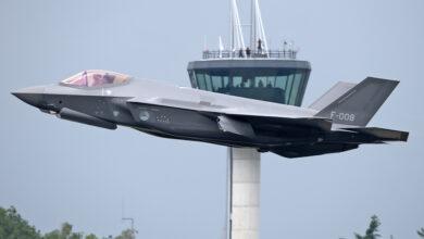 Photo of Nederlandse F-35 maakt testvlucht vanaf Volkel