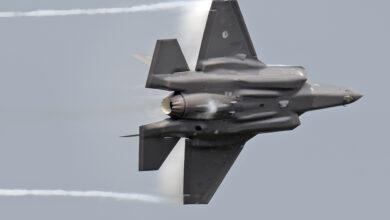 Photo of Lockheed Martin haalt F-35 target