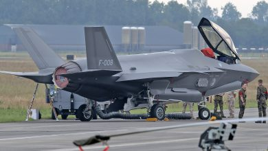 Photo of Eerste en laatste 'Amerikaans-Nederlandse' F-35's op Volkel