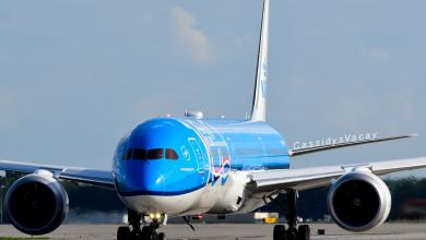 Photo of Eerste KLM 787-10 geland op Schiphol