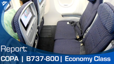 Photo of Flight report: Copa Airlines 737 economy