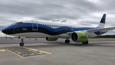 Photo of AirBaltic ontvangt speciale Estse livery | Foto's