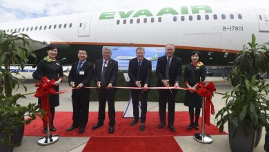 Photo of EVA Air ontvangt eerste 787-10 Dreamliner | Foto's