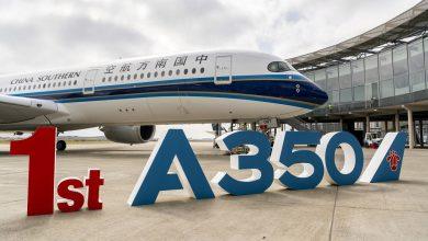 Photo of China Southern neemt eerste A350-900 in ontvangst