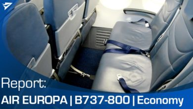 Photo of Flight report: Air Europa 737
