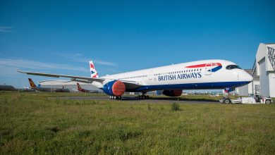 Photo of British Airways neemt eerste A350 in ontvangst
