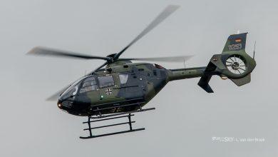 Photo of Duitse legerhelikopter neergestort
