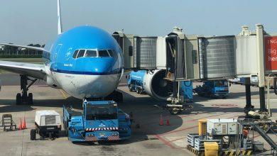 Photo of KLM schikt met passagiers na storing brandstofvoorziening