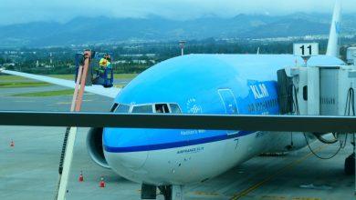 Photo of KLM tankt op Curacao voor vlucht van Quito naar Amsterdam