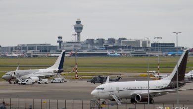 Photo of Oud en nieuw regeringsvliegtuig samen op Schiphol | Foto's