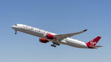 Photo of Virgin Atlantic showt eerste A350