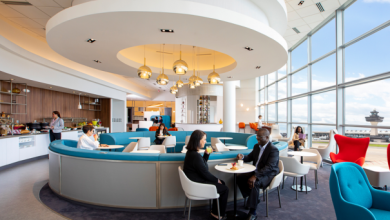 Photo of Air France opent verbouwde lounge in Washington   Foto's