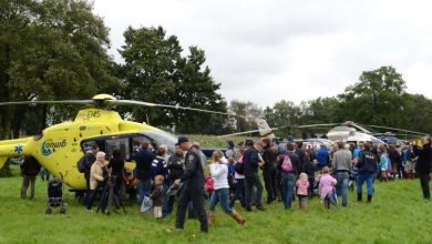 Photo of Veel helikoptertypen op Dutch Heli Day Stroe
