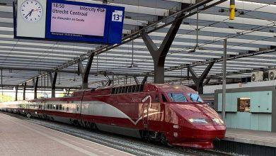 Photo of Kan de trein korte vluchten vervangen?