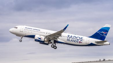 Photo of Airbus levert eerste A320neo aan Faeröerse maatschappij