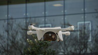 Photo of UPS richt drone-dochtermaatschappij op