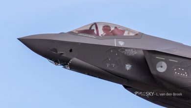 Photo of 'Komst F-35 in oktober leidt tot verkeersmaatregelen Friesland'