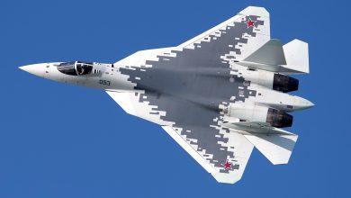 Photo of Sukhoi Su-57 gecrasht bij testvlucht
