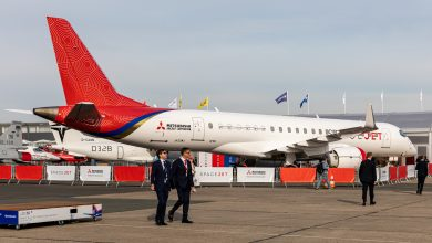 Photo of Mitsubishi SpaceJet weer vertraagd