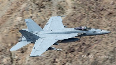 Photo of F/A-18 Super Hornet neergestort in Californië | Video