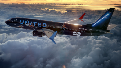 Photo of United komt met Star Wars livery en safety video