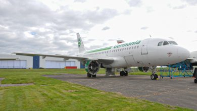 Photo of Nederlands bedrijf koopt A319 Germania voor demontage
