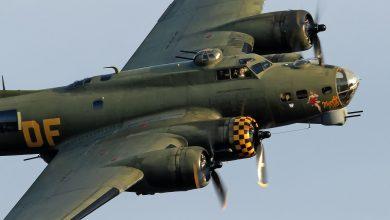 Photo of Historische B-17 bommenwerper gecrasht in Amerika