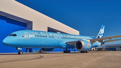 Photo of Etihad steekt 787 in voetbaljasje   video