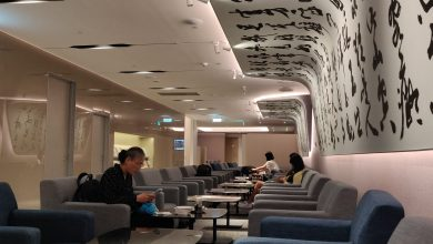 Photo of Review: China Airlines business lounge Taipei