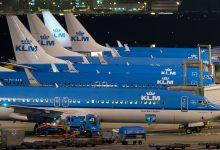 Photo of Elbers: KLM volgende maand weer op 25 procent vluchten