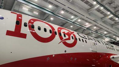 Photo of Nieuwe 787 voor Qantas krijgt jubileum-livery