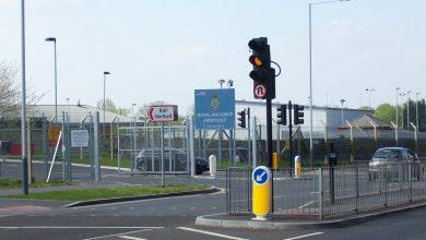 Photo of Militair- en zakenvliegveld Northolt na zes maanden weer open
