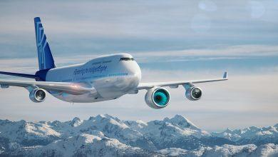 Photo of De 747's die nieuwe vliegtuigmotoren testen | Video's
