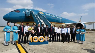 Photo of Vietnam Airlines ontvangt honderdste vliegtuig