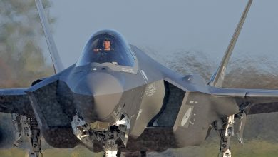 Photo of Aankomst van eerste F-35 op Leeuwarden