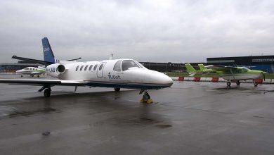 Photo of Nieuwe hangar voor PH-LAB