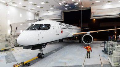 Photo of Airbus toont eerste A220 voor Air Canada
