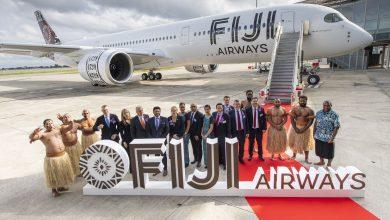 Photo of Fiji Airways eerste A350-operator van eigen regio
