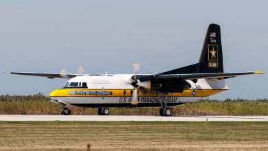 Photo of Voorbereiding Fokker Friendship voor terugkeer naar Nederland