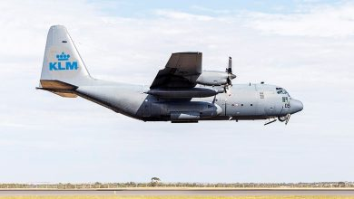 Photo of KLM C-130! | Column Goof