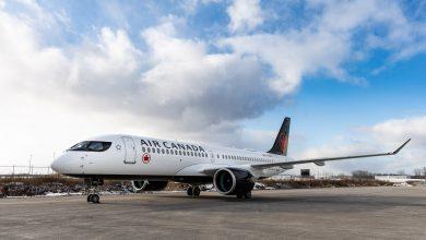 Photo of Air Canada ontvangt eerste A220